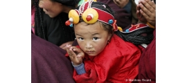 Children & Adults of the Himalayas by Matthieu Ricard